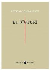 """Portada del libro """"El Bisturí"""""""